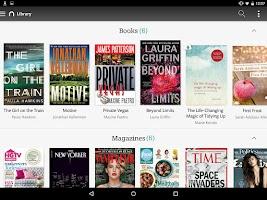 Screenshot of NOOK: Read eBooks & Magazines