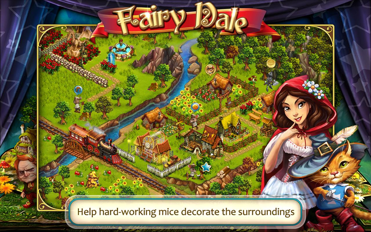 Fairy Dale - screenshot