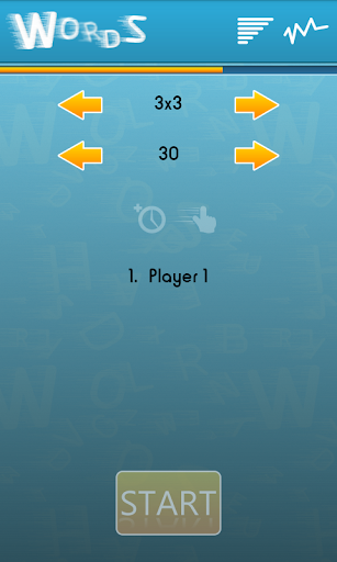 Words - a word search game