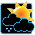 Weather Rise  Reloj icon
