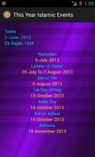 【免費社交App】Fasting (Sawm) Reminder-APP點子