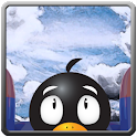 Rocket Pack Penguin-Beta logo