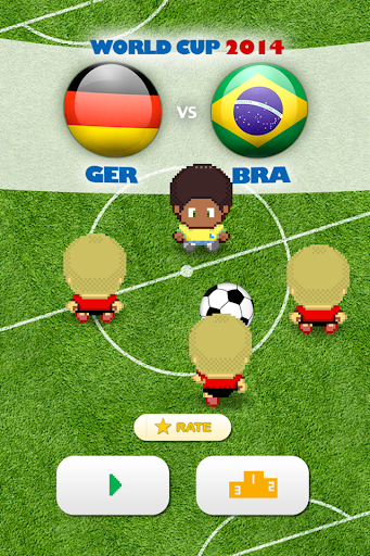 BRAZIL vs GERMANY: 1 x 7