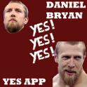 Daniel Bryan, YES App - WWE icon