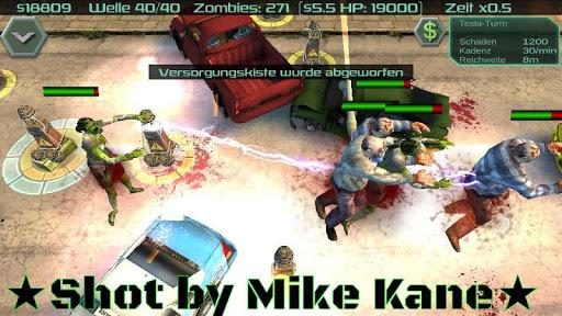 Zombie Defense 12.1 screenshots 7