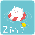 Summer pool - Go Big Theme icon