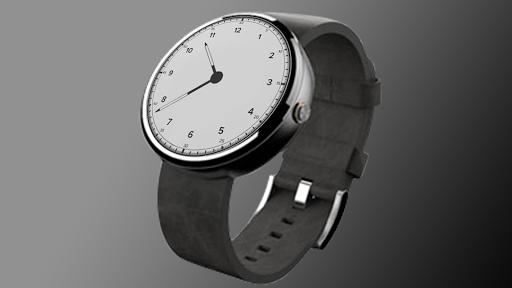 Wear Watch Face Classic