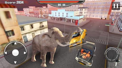 大象橫行模擬器