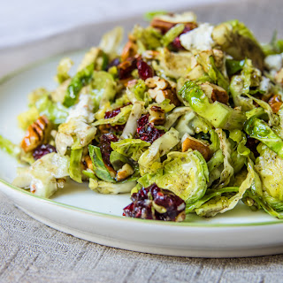 Brussel Sprout Salad Recipes.