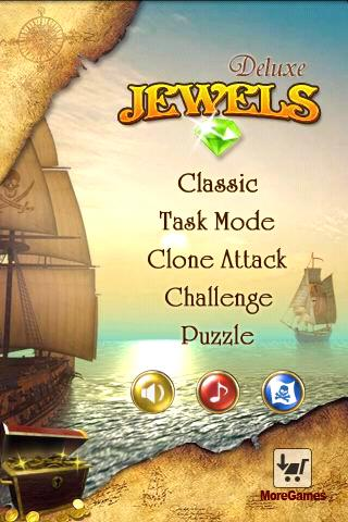Jewels Deluxe - screenshot