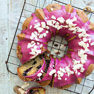 Blueberry-Coconut Banana Bread Recipe