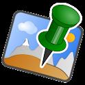 Geotag Photos Pro logo