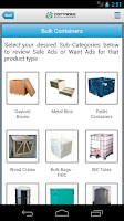 Screenshot of Container Exchanger