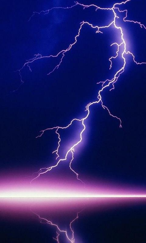 3D Lightning HD Live Wallpaper ...