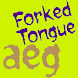 Forked Tongue FlipFont icon