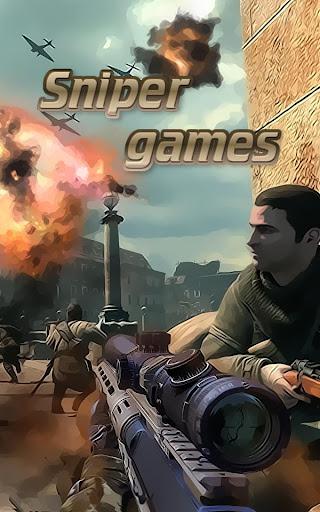 狙擊手遊戲