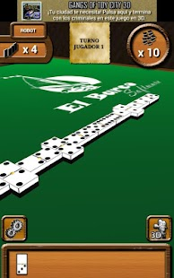 Domino 3D Online- screenshot thumbnail
