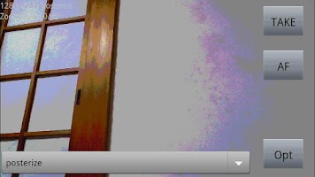 Screenshot of EffCam