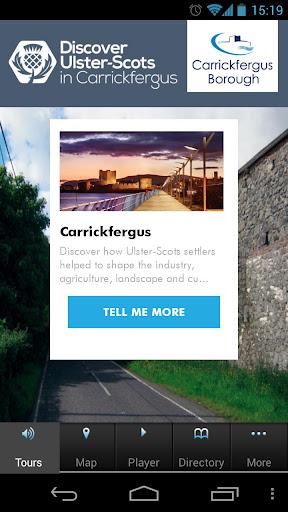 Ulster Scots Carrickfergus