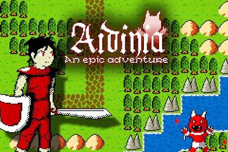 Aidinia • 8-bit RPG v6