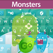Monsters Keyboard