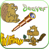 Beaver Game for Kids Different