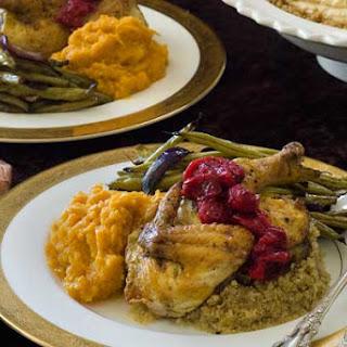 Gluten Free Quick Thanksgiving Dinner