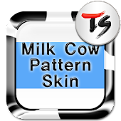 Milk cow Skin for TS Keyboard