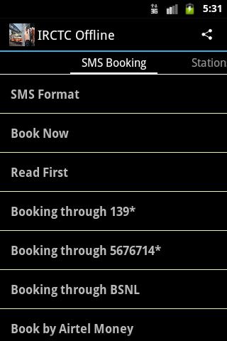 Railway data Offline