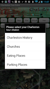 Charleston Tour Lite- screenshot thumbnail