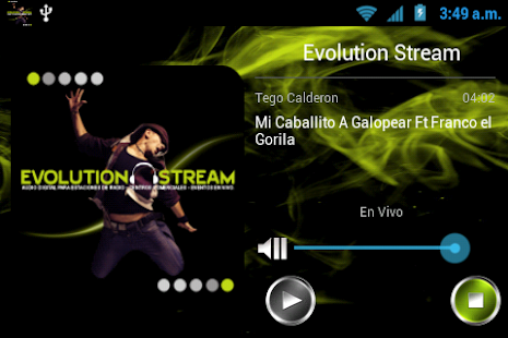 Evolution Stream - screenshot thumbnail