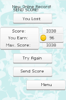 Screenshot of Drop Off