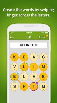 Wordmeter: Word Challenge - screenshot