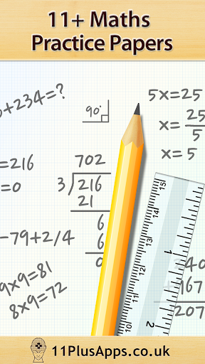 11+ Maths Practice Papers Lite