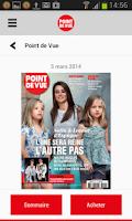 Screenshot of Point De Vue - Magazine
