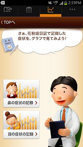 【免費醫療App】花粉症ナビ-APP點子