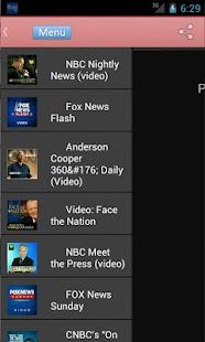 TopNewsTV - Online TV News - screenshot thumbnail