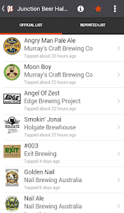 Now Tapped- screenshot thumbnail