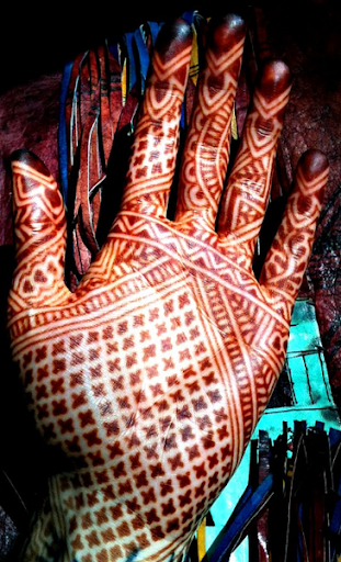 Mehendi Designs Live Wallpaper