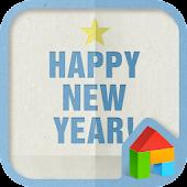 Happy new year★ dodol theme