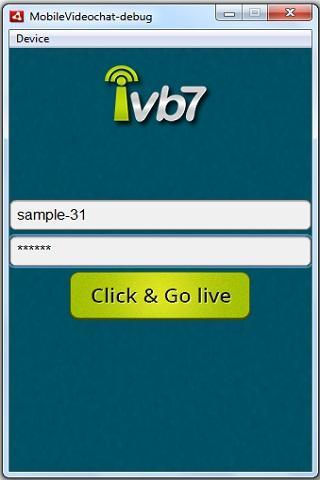 IVB7 Mobile Streamer