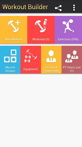 Gymme Workout Builder