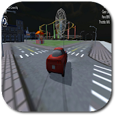 Airport Taxi Parking City 3D