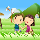 Cartoon Nature Live Wallpaper icon