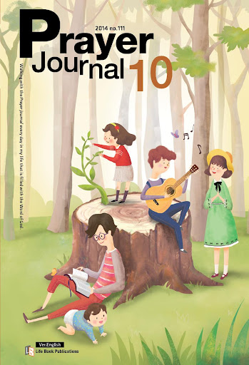 Oct 2014 Prayer Journal
