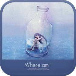 Where am i  go launcher theme