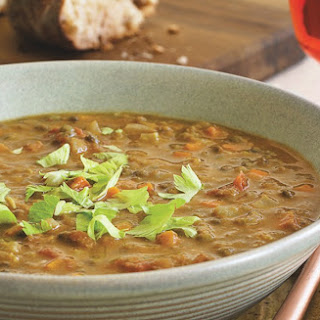 Carrot Celery Lentil Soup Recipes.