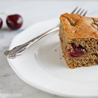 Cherry Snack Cake