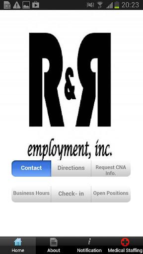 R R Employment