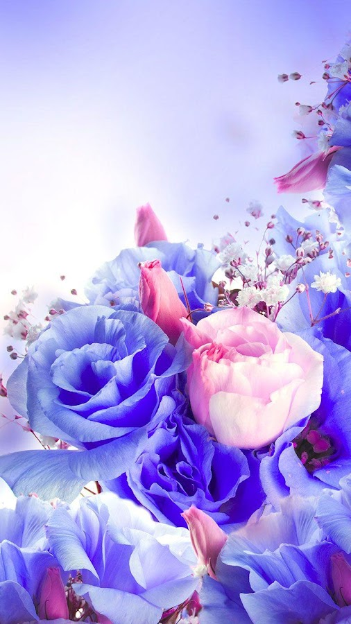 Flowers Live Wallpaper- screenshot